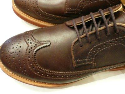 画像1: WALK-OVER(ウォークオーバー)-Cambridge Leather(ケンブリッジ レザー)