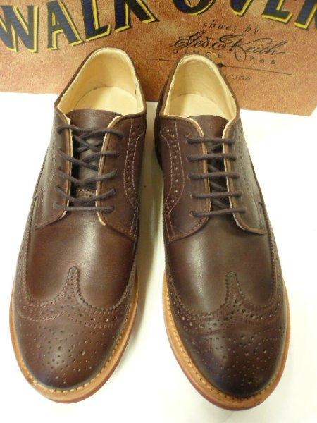画像1: WALK-OVER(ウォークオーバー)-Cambridge Leather(ケンブリッジ レザー) (1)