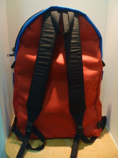 画像3: KELTY ( ケルティ ) - DAYPACK 2 TONE [ Red-Royal ]