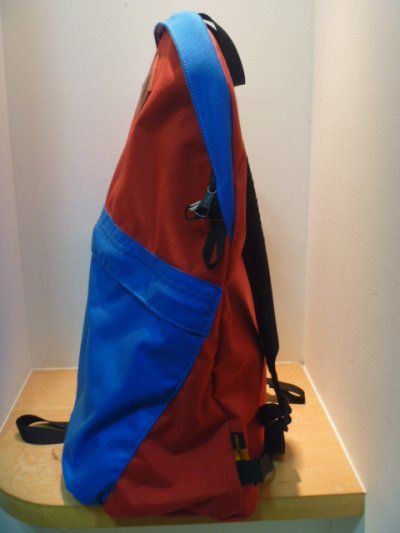 画像1: KELTY ( ケルティ ) - DAYPACK 2 TONE [ Red-Royal ]