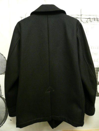 """画像3: UNRIVALED (  アンライバルド ) -  """"Pea Coat"""" BLACK"""