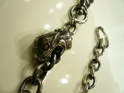 画像3: CLUCT ( クラクト ) - CLUCT PANTHER WALLET CHAIN