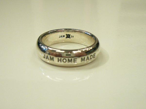 画像1: JAM HOME MADE ( ジャムホームメイド) - ROUND DIAMOND RING S TYPE2  (1)