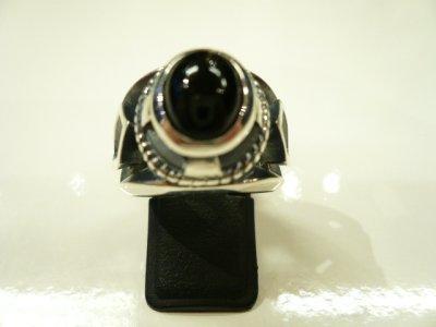 画像1: JAM HOME MADE ( ジャムホームメイド) - SKELETON COLLEGE RING