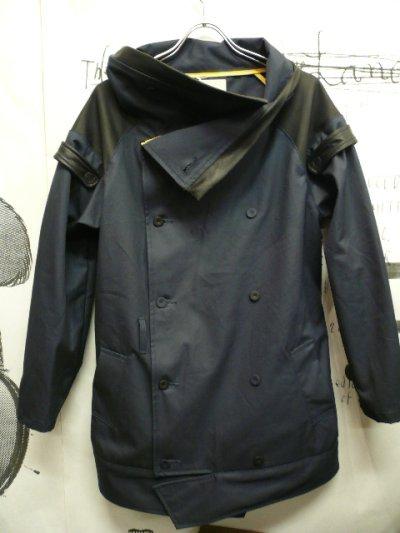 画像1: Alexander Lee Chang ( アレキサンダーリーチャン ) -  sakasama trench coat