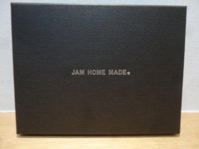 画像1: JAM HOME MADE ( ジャムホームメイド) - 印傳屋(印伝屋) MEDIUM WALLET -LEOPARD-