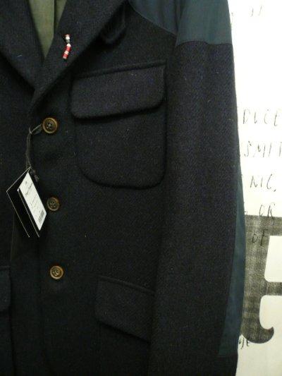 画像1: NIGEL CABOURN  ( ナイジェル・ケーボン ) - NIGEL CABOURN マロリー ジャケット / MALLORY JACKET