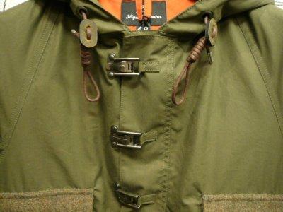 画像1: 再入荷!NIGEL CABOURN  ( ナイジェル・ケーボン ) - NIGEL CABOURN カメラマン ジャケット / CAMERAMAN JACKET