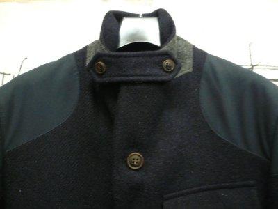画像2: NIGEL CABOURN  ( ナイジェル・ケーボン ) - NIGEL CABOURN マロリー ジャケット / MALLORY JACKET