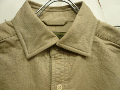 画像1: ☆SALE セール☆40%OFF! NIGEL CABOURN ( ナイジェル・ケーボン ) - ☆SALE セール☆40%OFF! NIGEL CABOURN BRITISH OFFICERS SHIRT