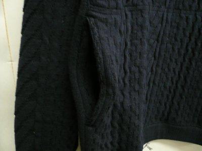 画像2: NIGEL CABOURN  ( ナイジェル・ケーボン ) - NIGEL CABOURN フィッシャーマン セーター / FISHERMANS SWEATER