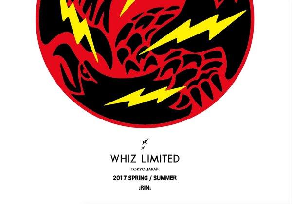 画像1: WHIZ ( ウィズ ) - W SWEAT SHIRTS (1)