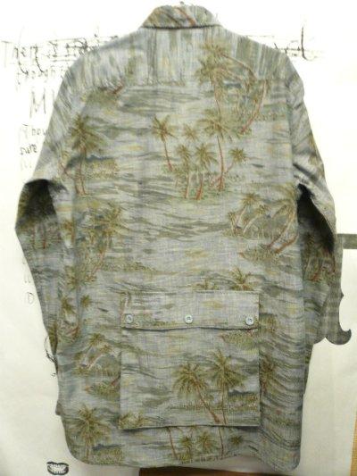 画像3: NIGEL CABOURN  ( ナイジェル・ケーボン ) - NIGEL CABOURN MOUNTAIN DIVISION BIG SHIRT ( LYBRO ) マウンテン ディビジョン ビッグシャツ(ライブロ)