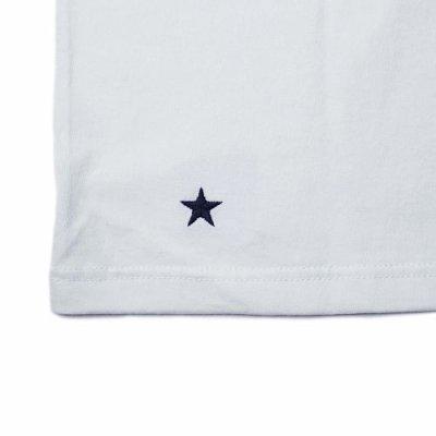 """画像3: UNRIVALED (  アンライバルド ) - Let it Ride × M&M """"LIR BASIC STAR T"""" WHITE"""