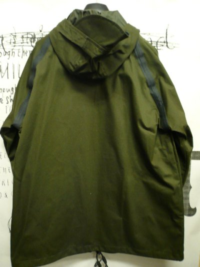画像3: NIGEL CABOURN  ( ナイジェル・ケーボン ) - NIGEL CABOURN AUTHENTIC LINE NAM JACKET  ARMY