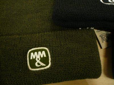画像3: M&M (エムアンドエム) -  M&M KNIT CAP