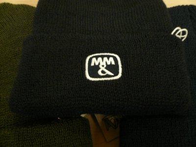 画像1: M&M (エムアンドエム) -  M&M KNIT CAP