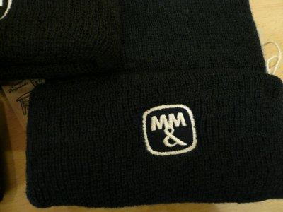 画像2: M&M (エムアンドエム) -  M&M KNIT CAP
