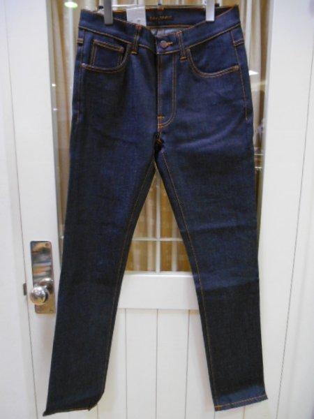 画像1: Nudie Jeans (  ヌーディージーンズ  ) - LEAN DEAN リーンディーン (1)