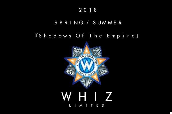 画像1: WHIZ ( ウィズ ) -  ZIP HOODIE (1)