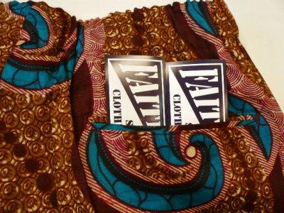 画像3: NEXUSVII ( ネクサスセブン ) - NEXUSVII.×COPANO 86 AFRICAN EZ SHORTS カラー1