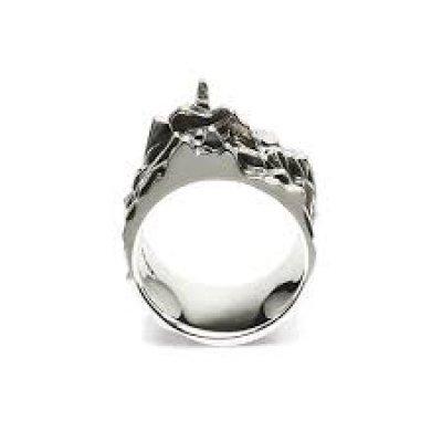 画像2: JAM HOME MADE ( ジャムホームメイド) - 3D XZ RING L リング  / 指輪
