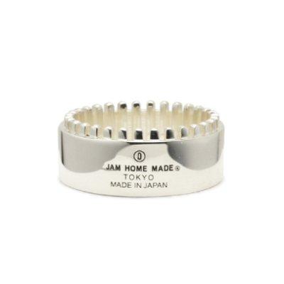画像2: JAM HOME MADE ( ジャムホームメイド) - バブルリング / 指輪