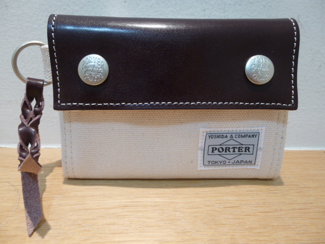 essential designs エッセンシャルデザインズ 3 fold wallet