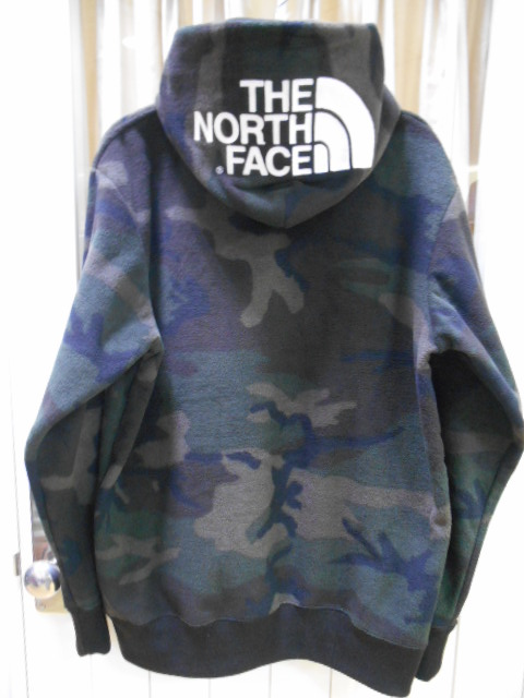 フーディー NL71745 THE NORTH FACE ノースフェイス Rearview Camo Fleece Hoodie カモ リアビュー ジャケット フリース