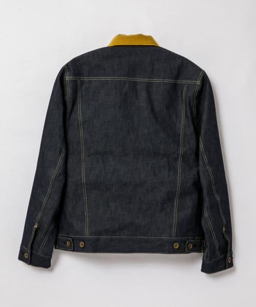 belafonte ベラフォンテ ragtime denim jacket with lining faithweb